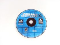 Jeopardy 2nd Edition game for Sony Playstation PS1 PSX - Loose