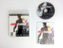 Just Cause 2 game for Sony Playstation 3 PS3 -Complete