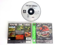 Lost World Special Edition game for Sony Playstation PS1 PSX -Complete