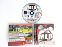 MLB 2003 game for Sony Playstation PS1 PSX -Complete