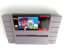 Mario Paint game for Super Nintendo SNES - Loose