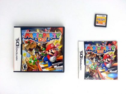 Mario Party DS game for Nintendo DS -Complete