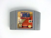 NBA Courtside game for Nintendo 64 N64 - Loose
