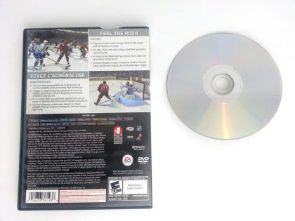 NHL 09 game for Playstation 2   The Game Guy