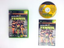 Outlaw Tennis game for Microsoft Xbox -Complete