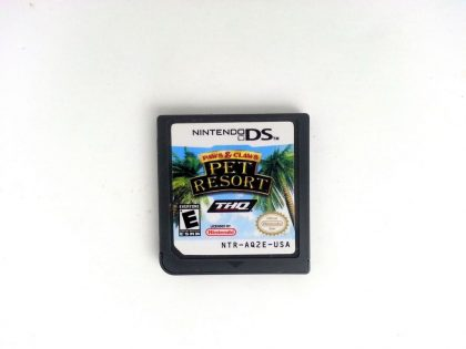 Paws and Claws Pet Resort game for Nintendo DS - Loose