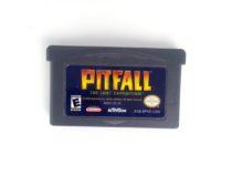 Pitfall The Lost Expedition game for Nintendo Gameboy Advance - Loose