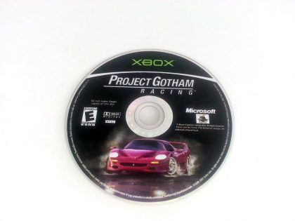 Project Gotham Racing game for Microsoft Xbox - Loose