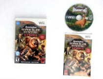 Remington Super Slam Hunting Africa game for Nintendo Wii -Complete