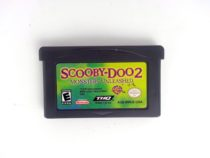 Scooby Doo Monsters Unleashed game for Nintendo Gameboy Advance - Loose