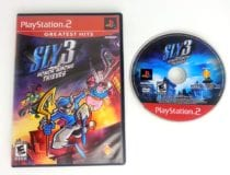 Sly 3 Honor Among Thieves game for Sony Playstation 2 PS2 -Game & Case