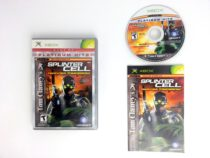 Splinter Cell Pandora Tomorrow game for Microsoft Xbox -Complete