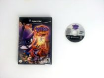 Spyro A Heros Tail game for Nintendo Gamecube -Game & Case