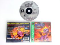 Spyro Ripto's Rage game for Sony Playstation PS1 PSX -Complete