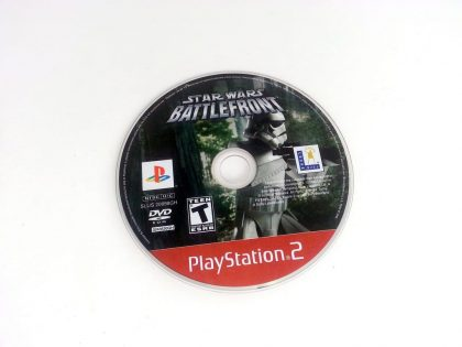Star Wars Battlefront game for Sony Playstation 2 PS2 - Loose