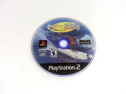 Sunny Garcia Surfing game for Sony Playstation 2 PS2 - Loose