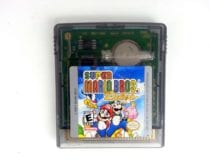 Super Mario Bros Deluxe game for Nintendo GameBoy Color - Loose