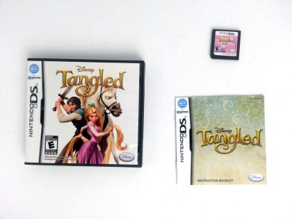 Tangled game for Nintendo DS -Complete
