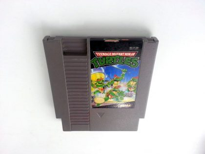 Teenage Mutant Ninja Turtles game for Nintendo NES - Loose