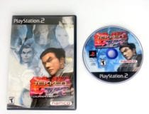 Tekken Tag Tournament game for Sony Playstation 2 PS2 -Game & Case