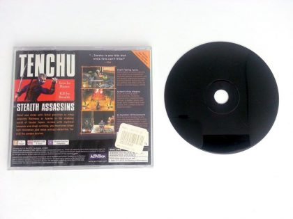 Tenchu: Stealth Assassins game for Playstation | The Game Guy