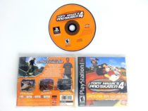 Tony Hawk 4 game for Sony Playstation PS1 PSX -Complete