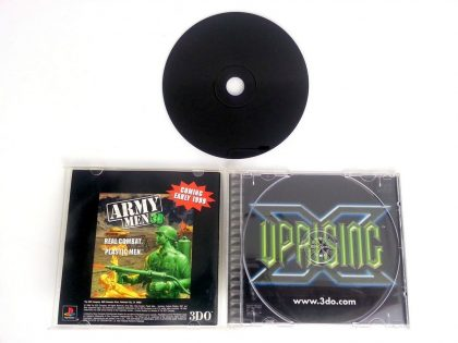 Uprising-X game for Playstation (Complete)   The Game Guy