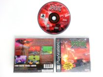 Uprising-X game for Sony Playstation PS1 PSX -Complete
