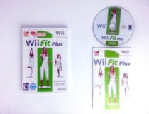 Wii Fit Plus game for Nintendo Wii -Complete