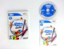 uDraw Studio game for Nintendo Wii -Complete