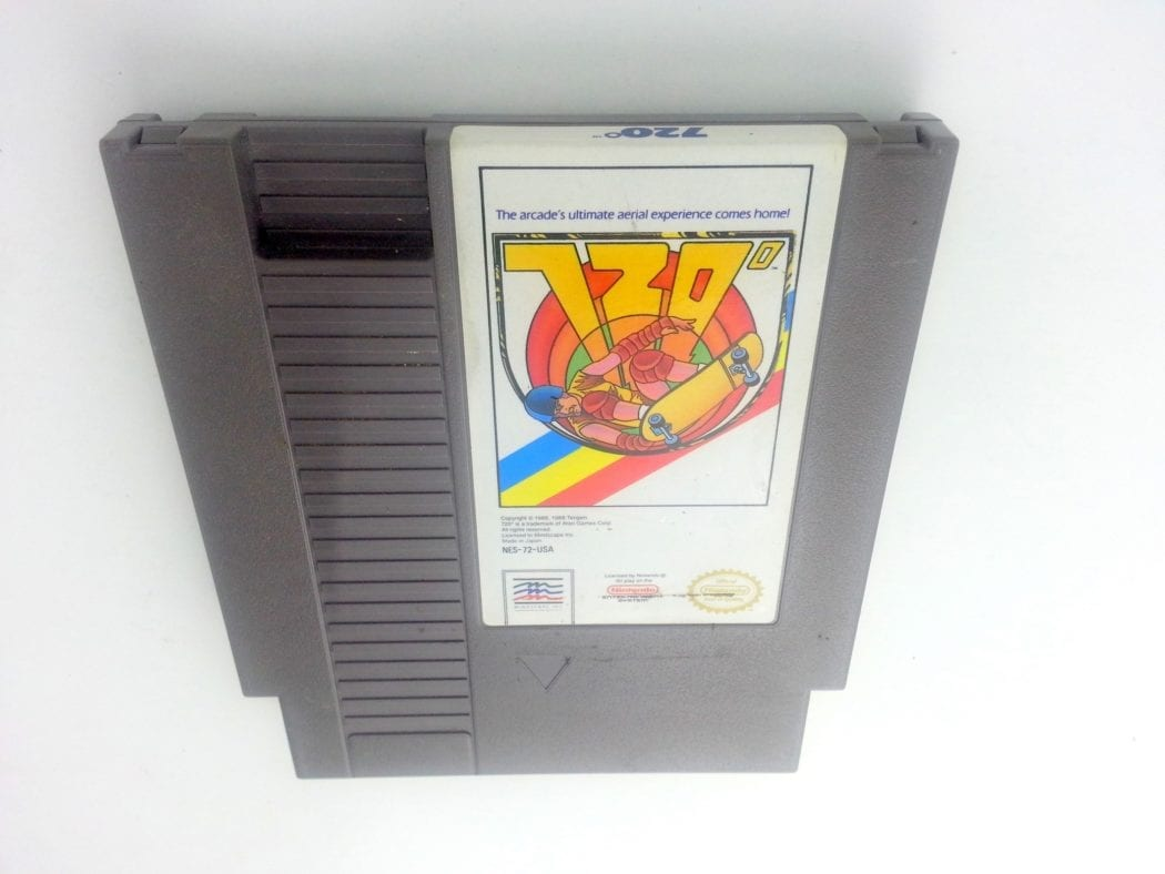 720 game for Nintendo NES - Loose