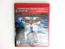 Batman Arkham Asylum Game of the Year Edition game for PS3 - New