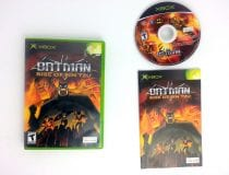 Batman Rise of Sin Tzu game for Microsoft Xbox -Complete