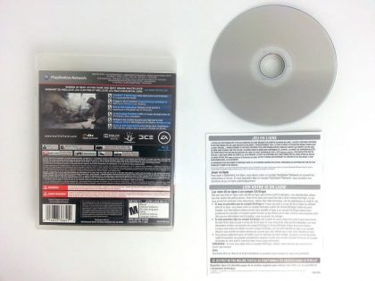 Battlefield 3 game for Playstation 3 (Complete)   The Game Guy