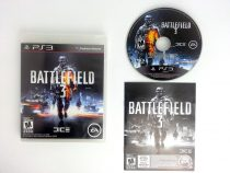 Battlefield 3 game for Sony Playstation 3 PS3 -Complete