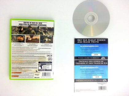 Battlefield Bad Company game for Xbox 360 (Complete) | The Game Guy