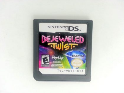 Bejeweled Twist game for Nintendo DS - Loose