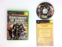 Brothers in Arms Road to Hill 30 game for Microsoft Xbox -Complete