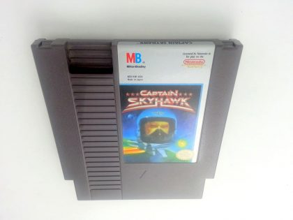 Captain Skyhawk game for Nintendo NES - Loose
