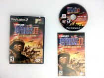 Conflict Desert Storm 2 game for Sony Playstation 2 PS2 -Complete