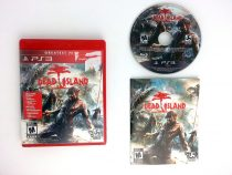 Dead Island game for Sony Playstation 3 PS3 -Complete