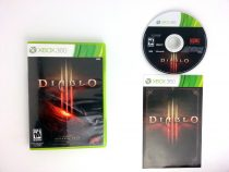 Diablo III game for Microsoft Xbox 360 -Complete