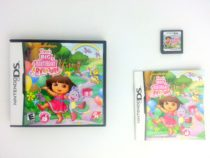Dora's Big Birthday Adventure game for Nintendo DS -Complete