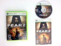 F.E.A.R. 2 Project Origin game for Microsoft Xbox 360 -Complete