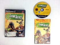 Future Tactics game for Sony Playstation 2 PS2 -Complete