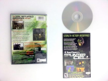 Ghost Recon game for Xbox (Complete)   The Game Guy
