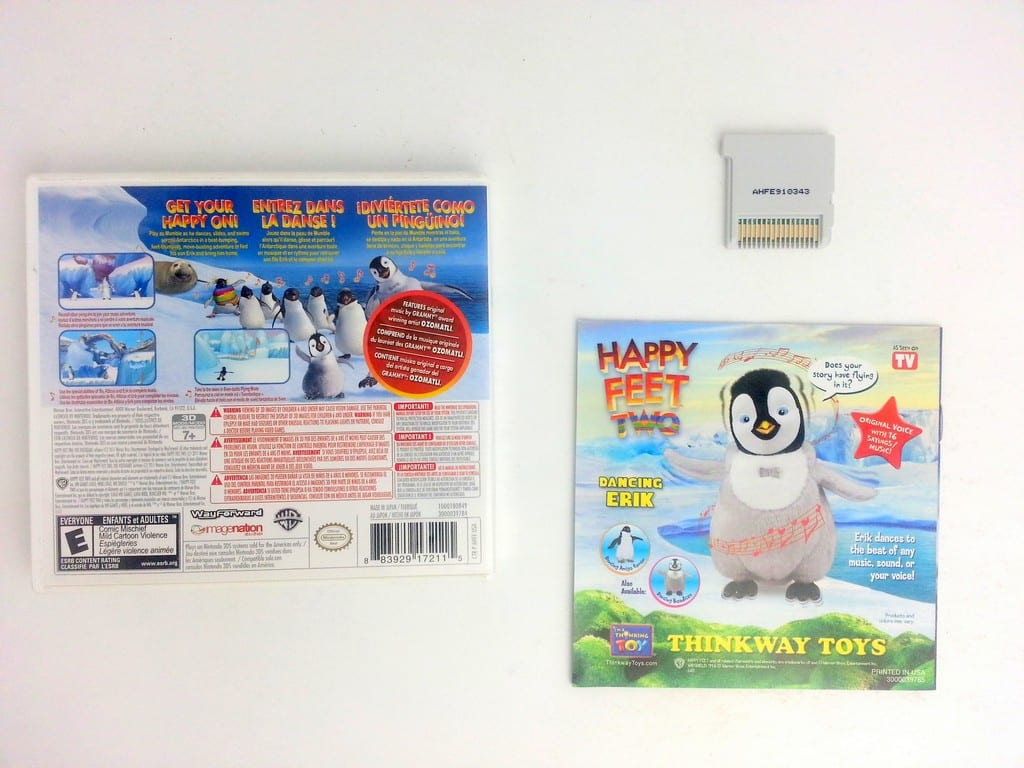 Happy Feet Two game for Nintendo 3DS (Complete) | The Game Guy