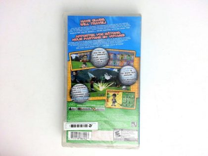 Hot Shots Golf Open Tee game for PSP (Complete)   The Game Guy