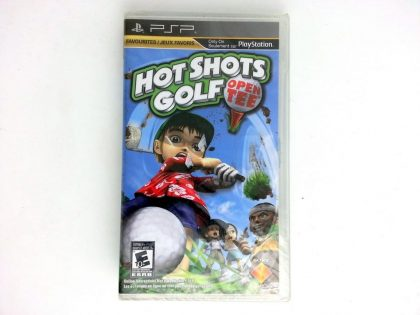 Hot Shots Golf Open Tee game for Sony PSP - New