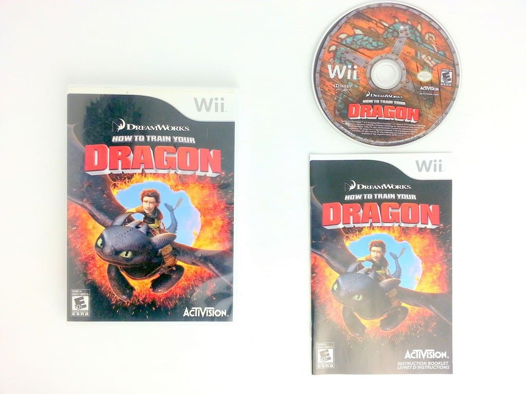 how to train your dragon wii game download